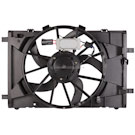 Lincoln MKZ Cooling Fan Assembly