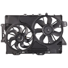Dual Fan Assembly - 3.0L Models