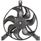 Pontiac Grand Prix Cooling Fan Assembly