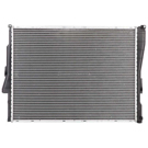 2003 BMW 330Ci Radiator 2