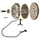 Dodge Dual Mass Flywheel Conversion Kit