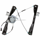 Pontiac G6 Window Regulator with Motor