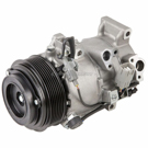 A/C Compressor and Components Kit 60-81551 RK