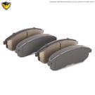 Brake Pad Set 70-00572 J5