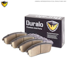 Acura Legend Brake Pad Set