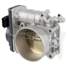 Nissan Maxima Throttle Body