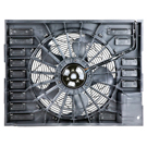 Cooling Fan Assembly 19-20054 AN