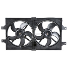 Dodge Intrepid Cooling Fan Assembly