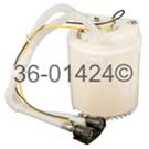 Porsche Fuel Pump Assembly