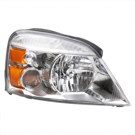 BuyAutoParts 16-00722AN Headlight Assembly 1
