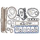 Plymouth Engine Gasket Set - Full