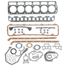 3.7L Engine - 1 Barrel Carb. - Cast Iron Cylinder Block