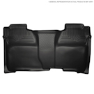 2nd Row Bench Seats (including 60/40 Split Bench) - 2nd Seat Floor Liner - Classic Style Series - Black