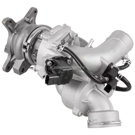 BuyAutoParts 40-30554AN Turbocharger 2