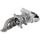 BuyAutoParts 40-30554AN Turbocharger 3