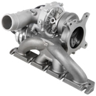 BuyAutoParts 40-30554AN Turbocharger 4