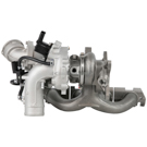 BuyAutoParts 40-30554AN Turbocharger 5