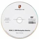 Porsche Boxster Navigation DVD