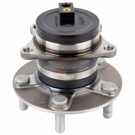 Mazda CX-7                           Wheel Hub AssemblyWheel Hub Assembly