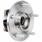 Volkswagen Routan Wheel Hub Assembly