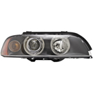 HELLA 008052121 Headlight Assembly 4