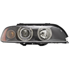 HELLA 008052121 Headlight Assembly 1
