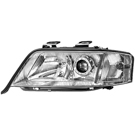 BuyAutoParts 16-80170H2 Headlight Assembly Pair 2