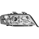 BuyAutoParts 16-80170H2 Headlight Assembly Pair 3