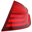 Behr Hella Service 010234121 Tail Light Assembly 1