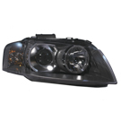 BuyAutoParts 16-80171H2 Headlight Assembly Pair 3