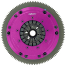 Base - Installation Requires Exedy HF02 Light Weight Flywheel - Exedy Stage 3 [Single Carbon]