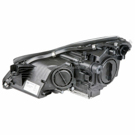 Mercedes_Benz CLS550 Headlight Assembly