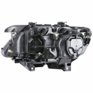 Headlight Assembly 16-00105 HH