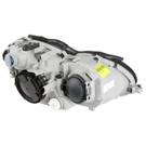Mercedes_Benz C350 Headlight Assembly