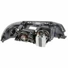 BMW 528 Headlight Assembly