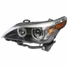 Left Driver Side - Bi-Xenon with Adaptive Headlights - Models to Prod. Date 02-28-07