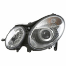 Mercedes_Benz E320 Headlight Assembly