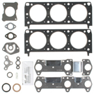 2.8L Engine - MFI - Exhaust Pipe Gasket not Included