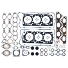 3.0L Engine - Naturally Aspirated - R/T - MFI - DOHC - Multi-Layered Steel Gasket