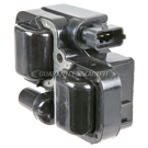 Mercedes Benz C280 Ignition Coils
