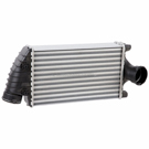 Porsche Intercooler
