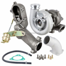Hummer Turbocharger