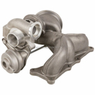 Front Turbocharger [Cylinders 1 Through 3]