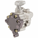 Power Steering Pump 86-01183 AN