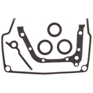 Toyota Corolla Engine Gasket Set - Timing Cover