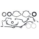 Subaru DL GF or GL Engine Gasket Set - Timing Cover