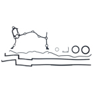 Mazda 929 Engine Gasket Set - Timing Cover