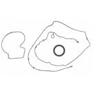 Pontiac Vibe Engine Gasket Set - Timing Cover