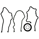Jaguar S Type Engine Gasket Set - Timing Cover