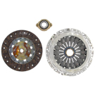 Hyundai Santa Fe Clutch Kit